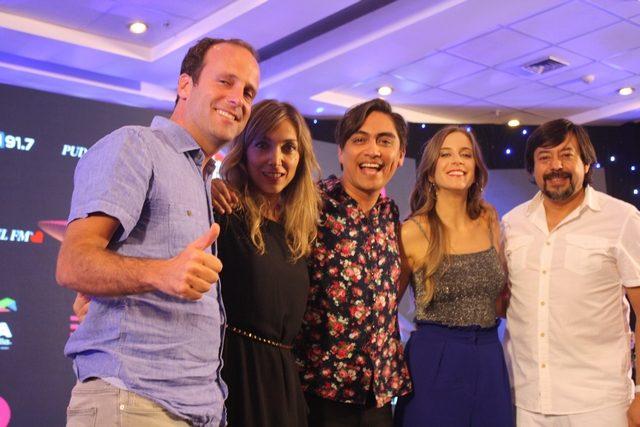 EN HOTEL SHERATON MIRAMAR SE REALIZÓ PRESENTACIÓN DE HUMORISTAS PARTICIPANTES EN FESTIVAL DE VIÑA 2018